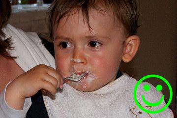 dürfen kleinkinder joghurt essen